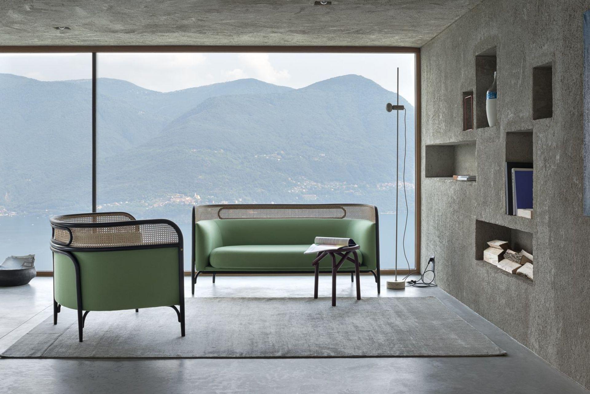 Targa Lounge Sessel Wiener GTV Design