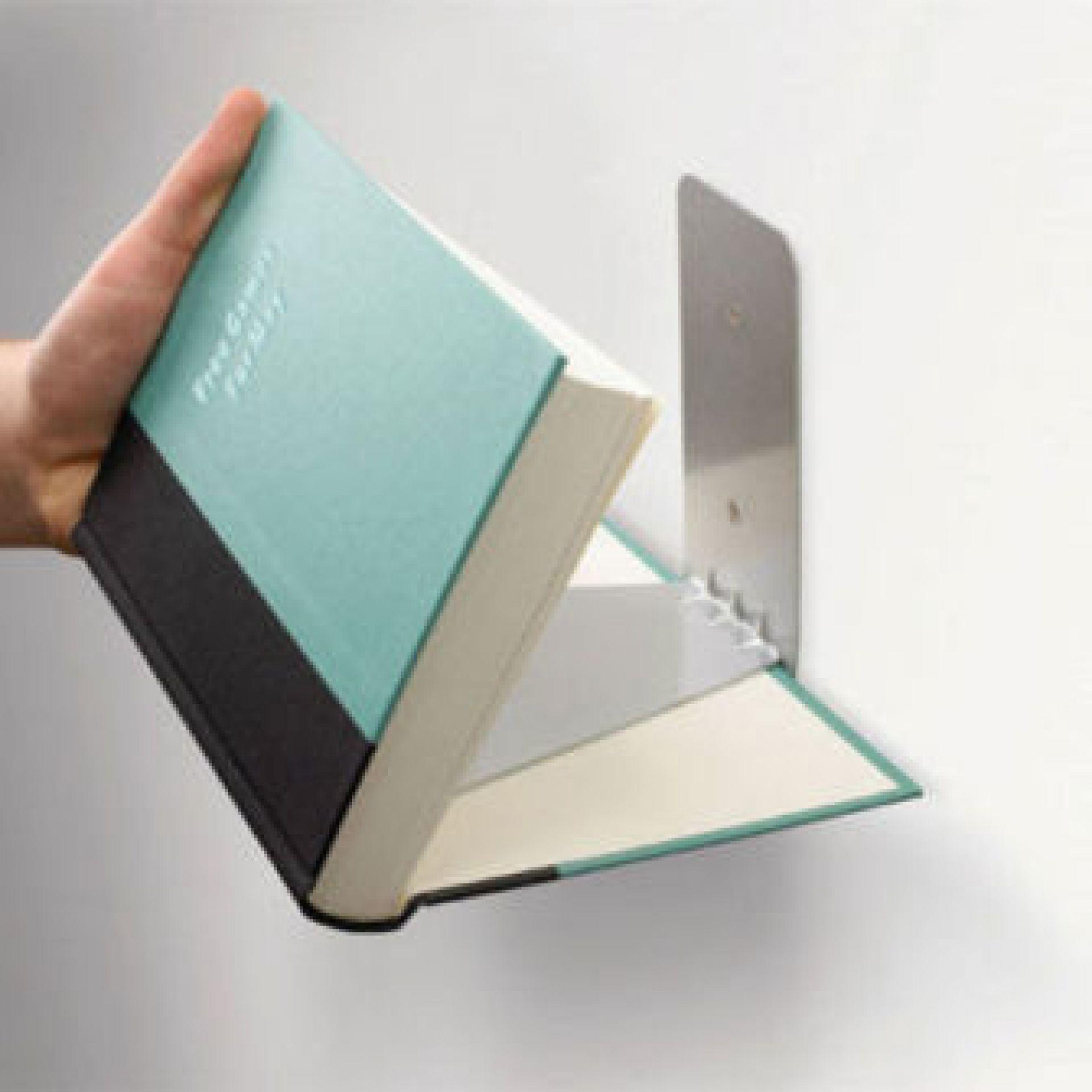 Conceal schwebendes unsichtbares Bücherregal Umbra