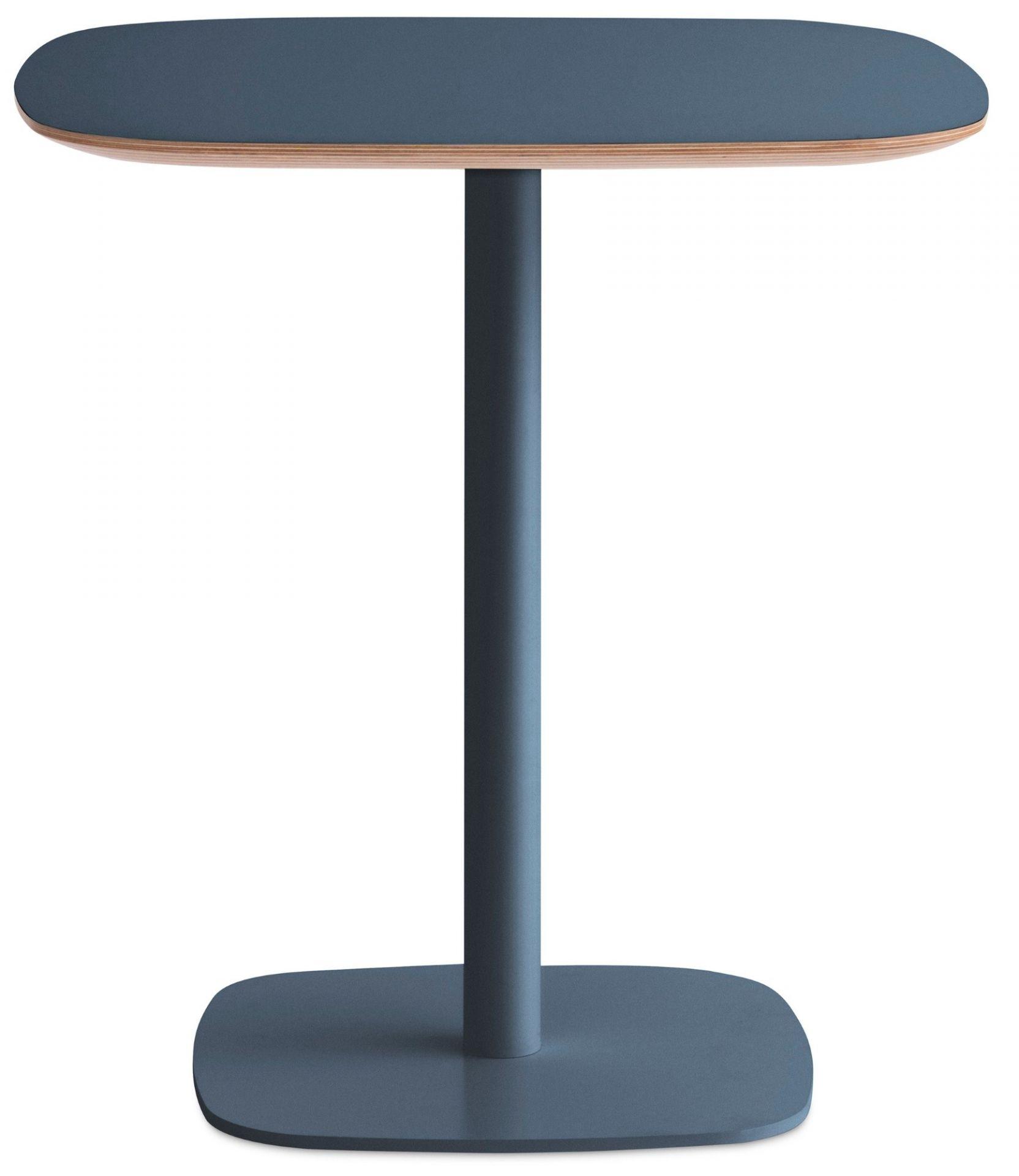 Form Table Tisch klein Normann Copenhagen-blau