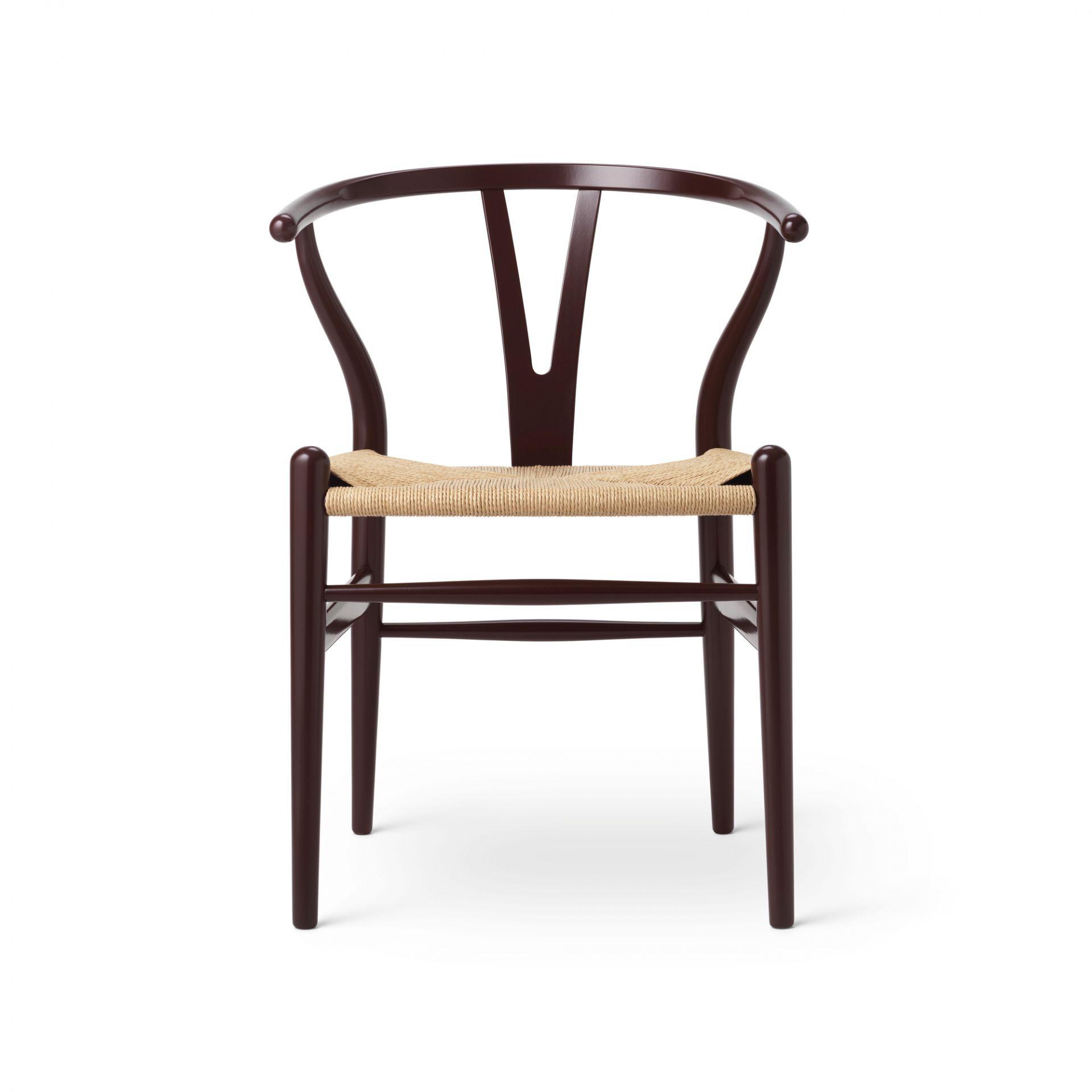CH24 Wishbone Chair Russet & Blues oder Harmony Stuhl Carl Hansen & Søn - LIMITED EDITION
