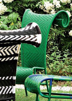 Sunny Stuhl M' Afrique Collection Moroso