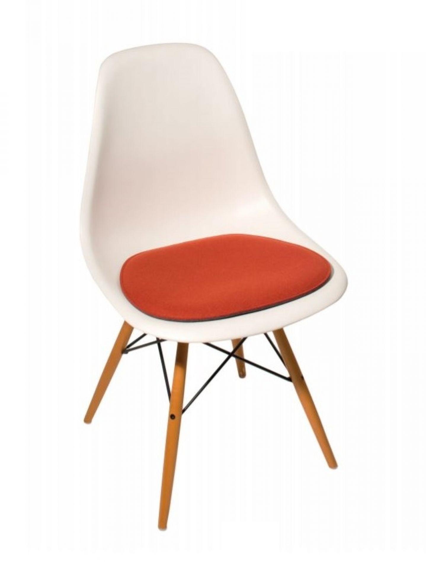 Sitzkissen Eames Side Chair DSR,DSW,DSX Parkhaus Berlin