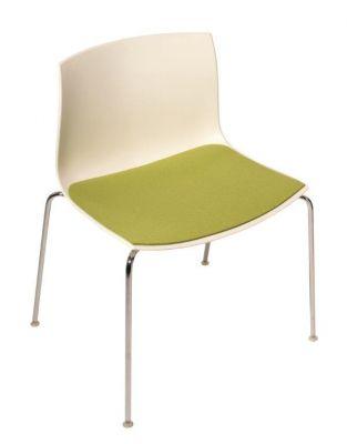 Sitzauflage - Filzauflage für Catifa 53, Lievore, Altherr, Molina Parkhaus Berlin