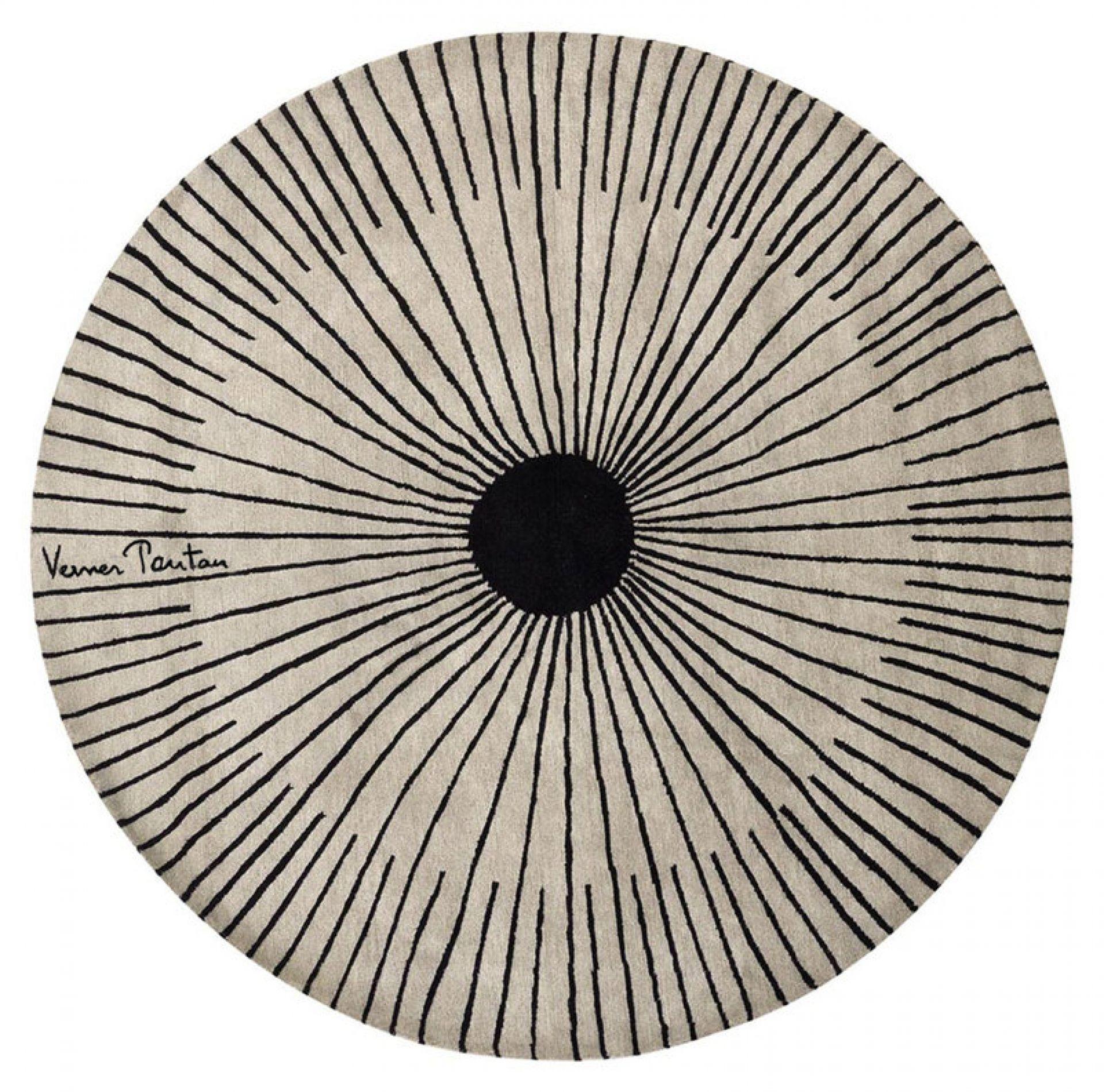 Verner Panton VP Rays von Designercarpets