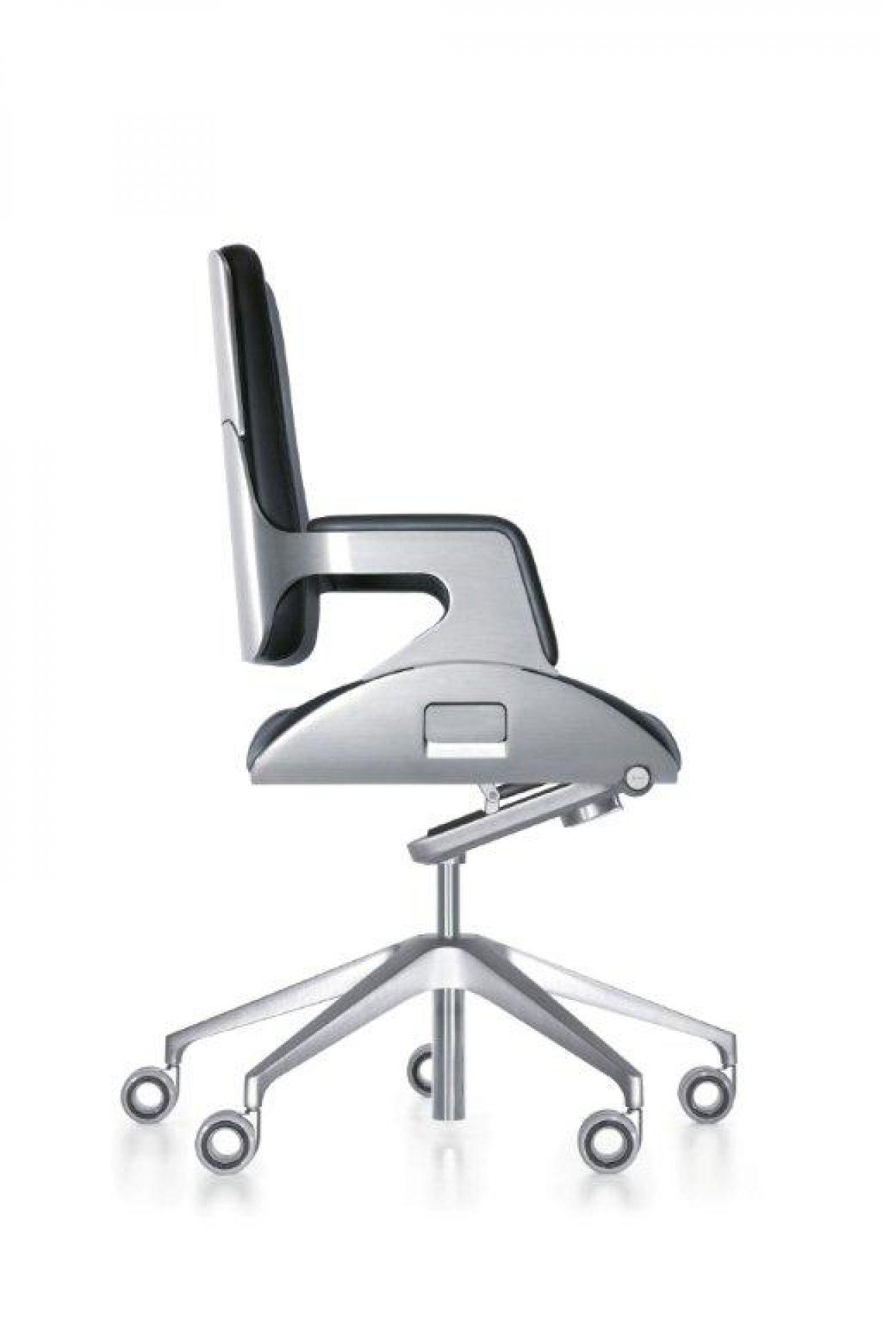 262 Silver Bürodrehstuhl Interstuhl