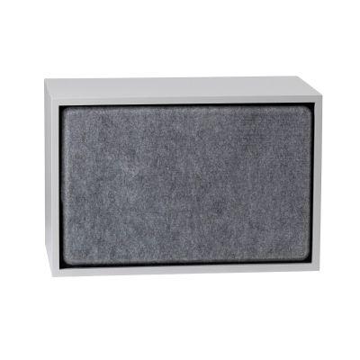 Acoustic Panel für Stacked Regalsystem groß Muuto