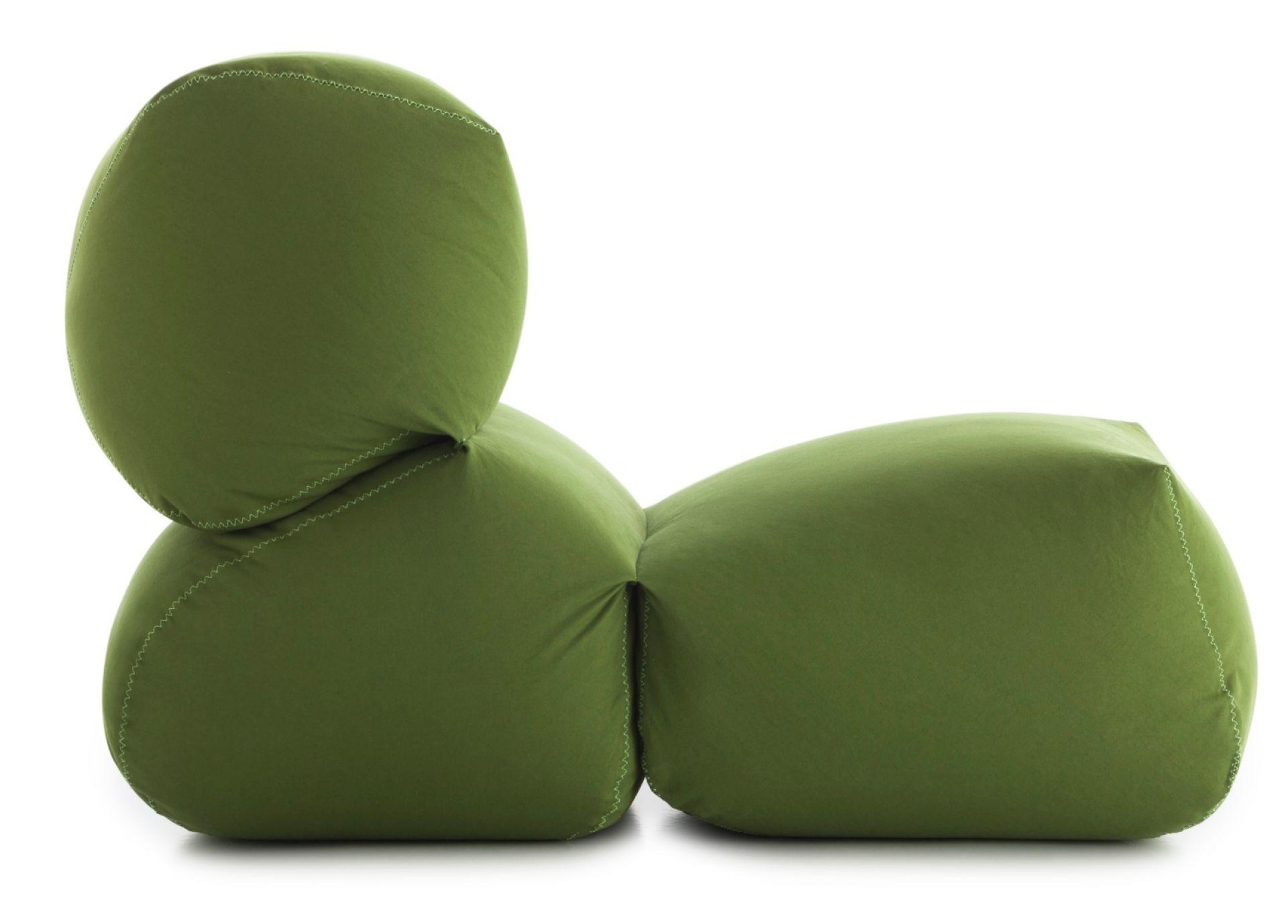 Grapy Sitzkissen GAN-grau (Baumwolle)