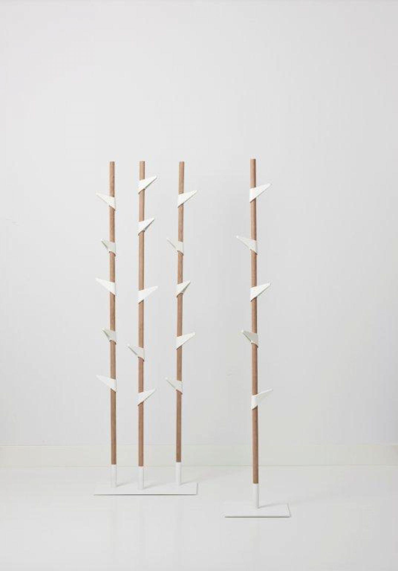 Bamboo Standgarderobe Cascando