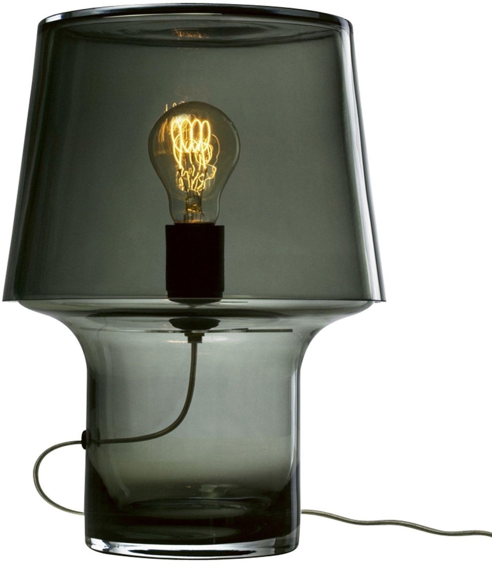 Cosy in Grey Table Lamp Tischleuchte Muuto