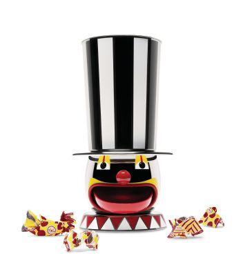 Alessi Circus The Candyman Bonbonspender Alessi LIMITIERTE EDITION EINZELSTÜCKE