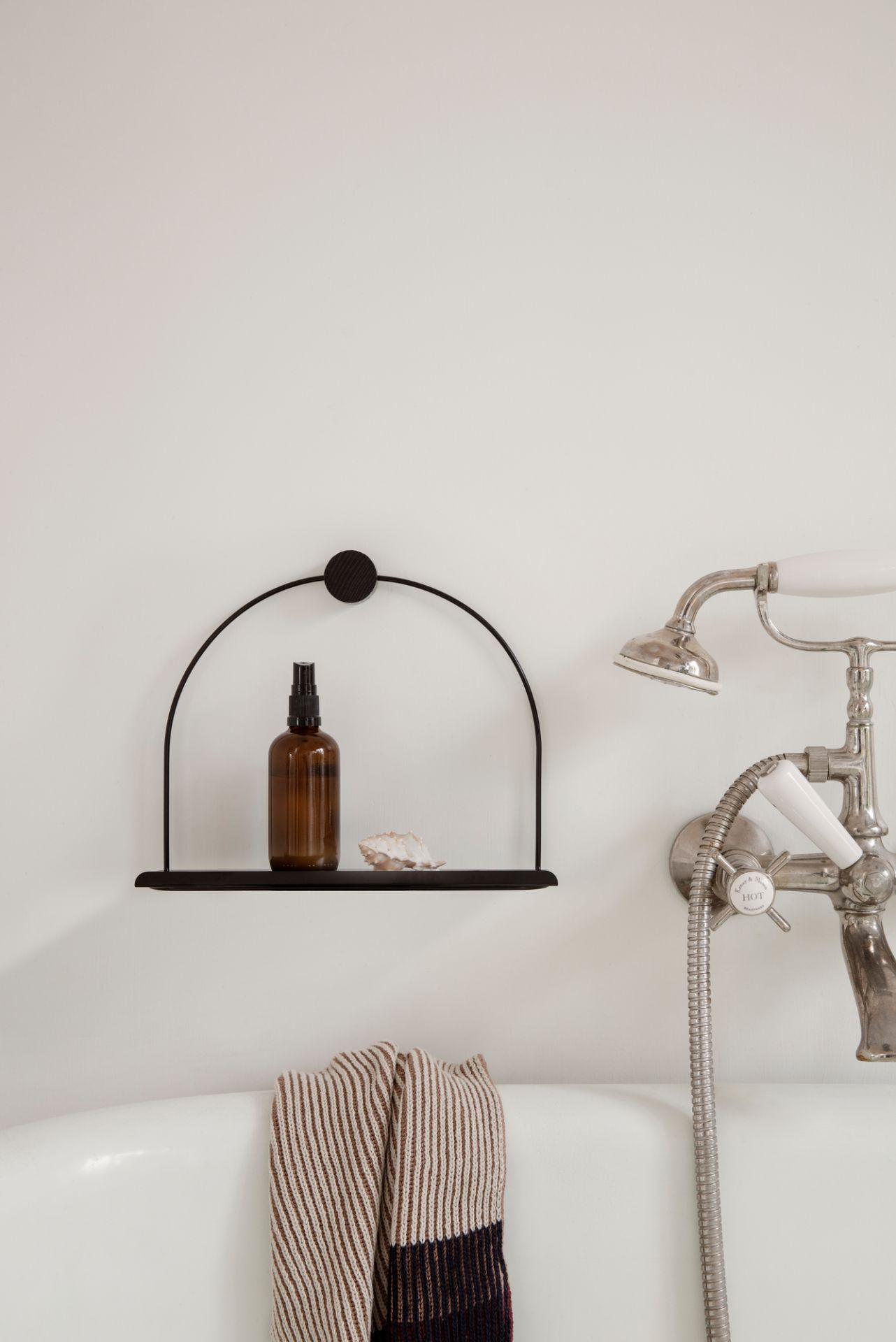 Bathroom Shelf Badezimmerregal Ferm Living Messing