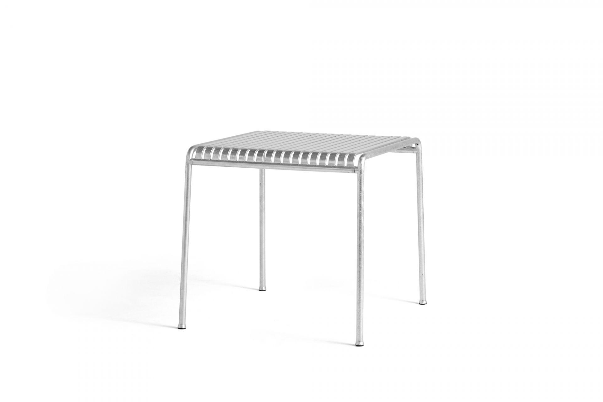 Palissade Table verzinkt Outdoor Tisch 82,5 x 90 cm Hay