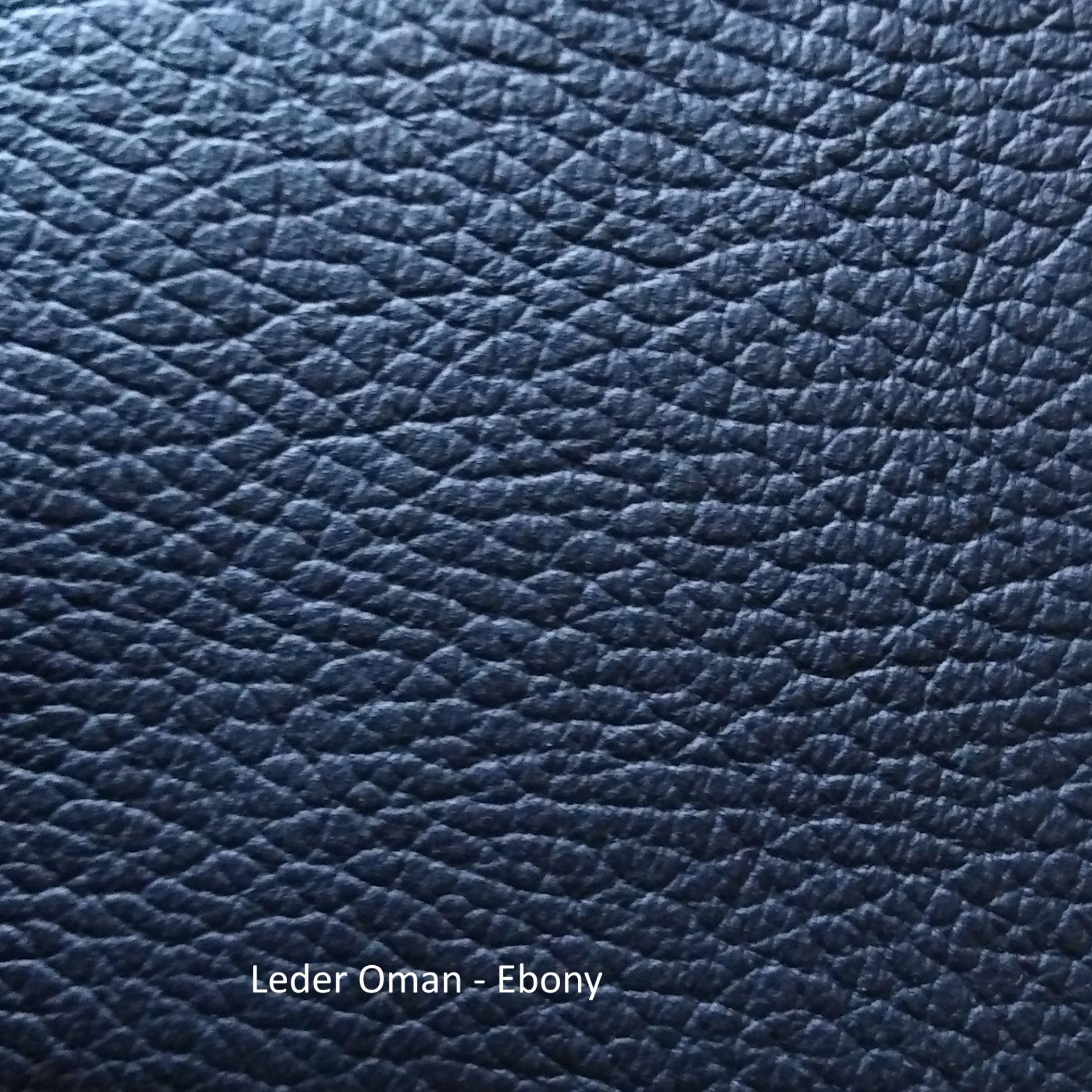Ledermuster Oman und Orient Freifrau Sitzmöbelmanufaktur