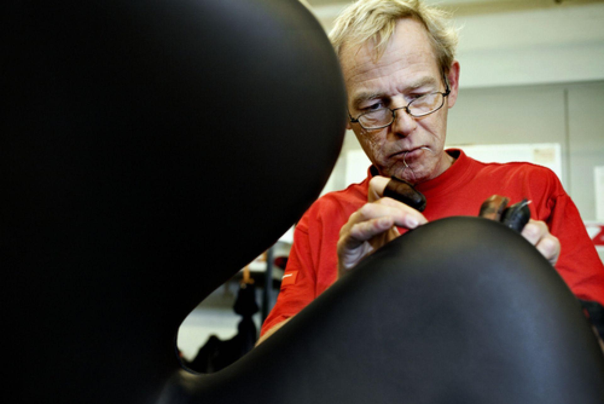 Das Schwansofa Fritz Hansen