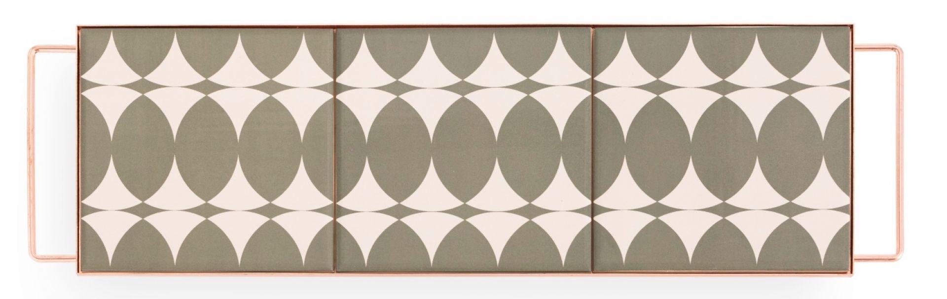 Mix & Match Tablett GAN 45x15-grau