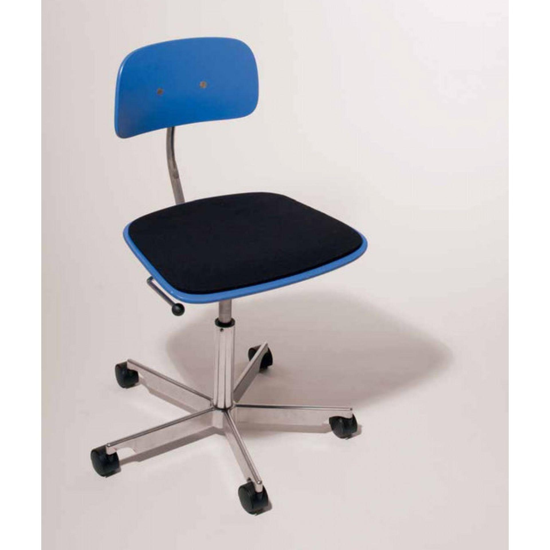 Sitzauflage - Filzauflage für den Kevi Stuhl von J.Rasmussen.