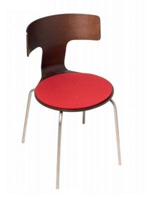 Sitzauflage - Filzauflage für Fedra Stuhl Leonardo Rossano Parkhaus Berlin