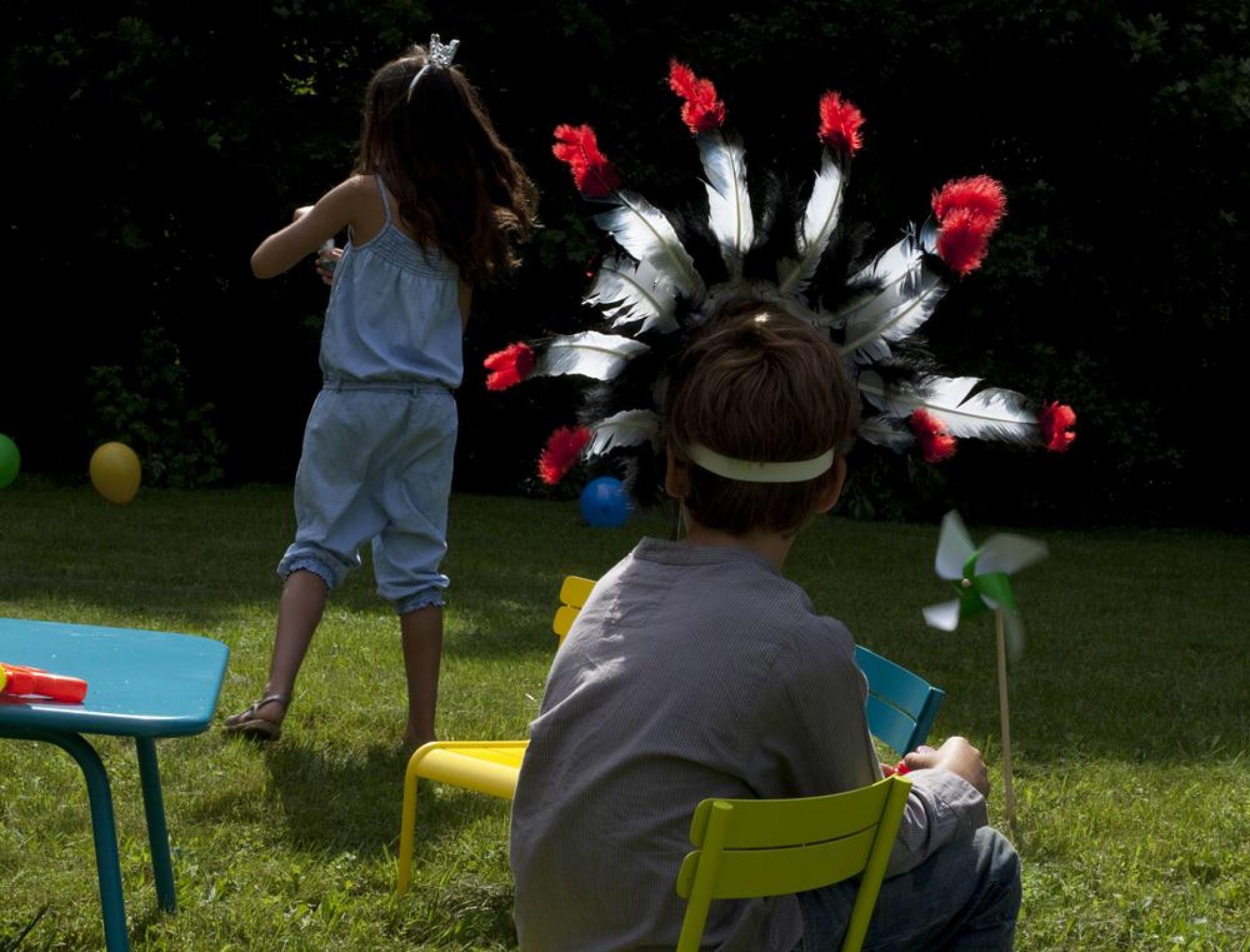 Luxembourg Outdoor Kindertisch Fermob