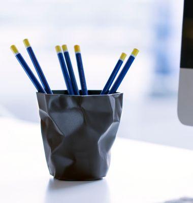 Pen Pen Stiftehalter schwarz Klein & More