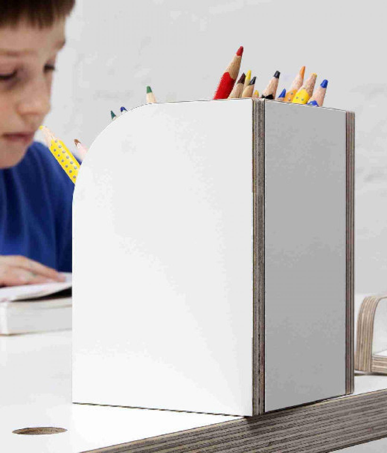 Growing Table Stiftebox für Kindertisch Pure Position