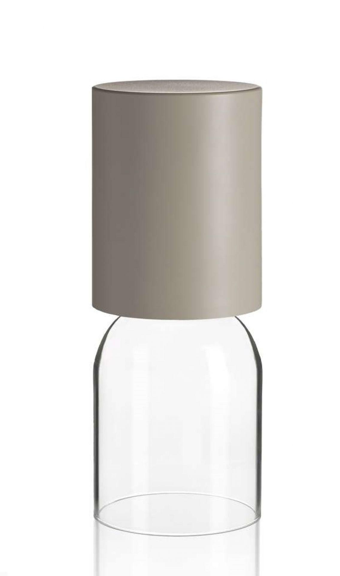 A02R1 NUI Mini Outdoor Portable lamp Akkuleuchte / Tischleuchte Luceplan