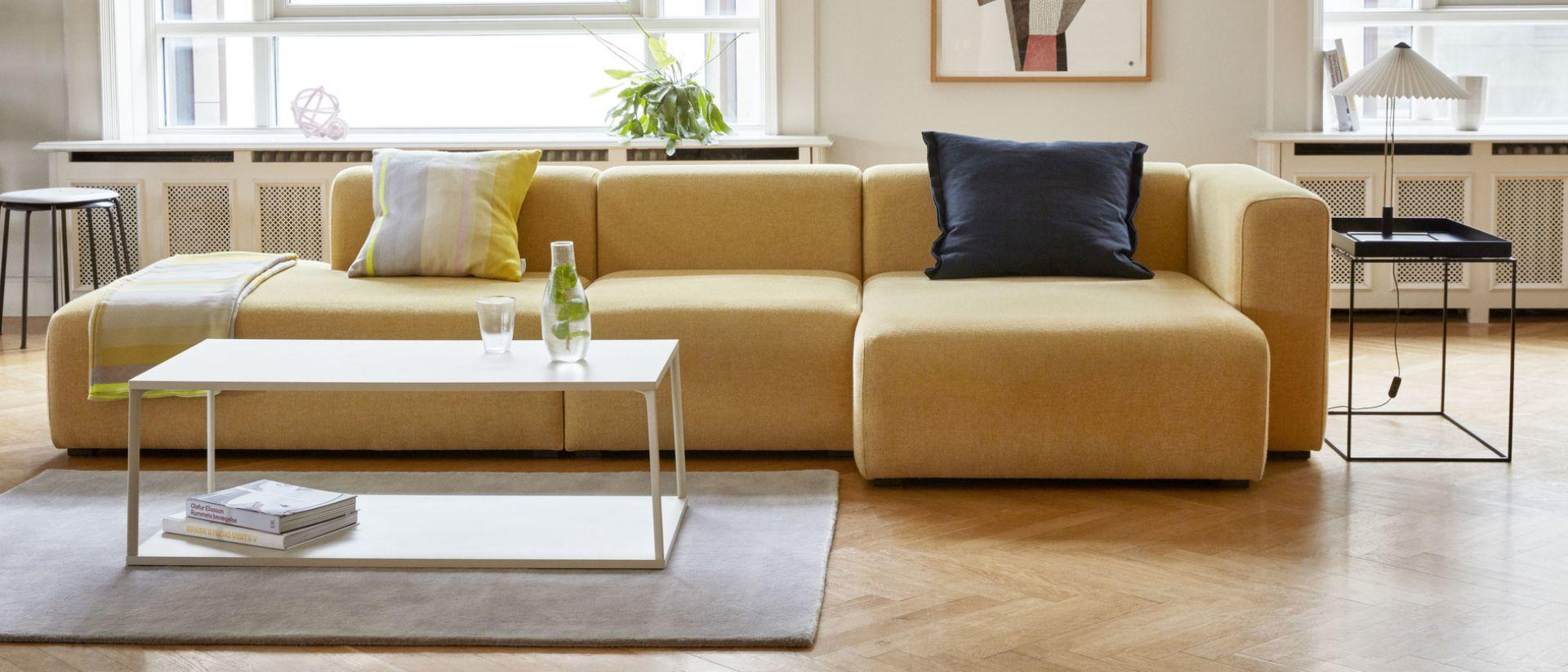 Mags Soft Sofa 3-Sitzer Combination 4 Hay
