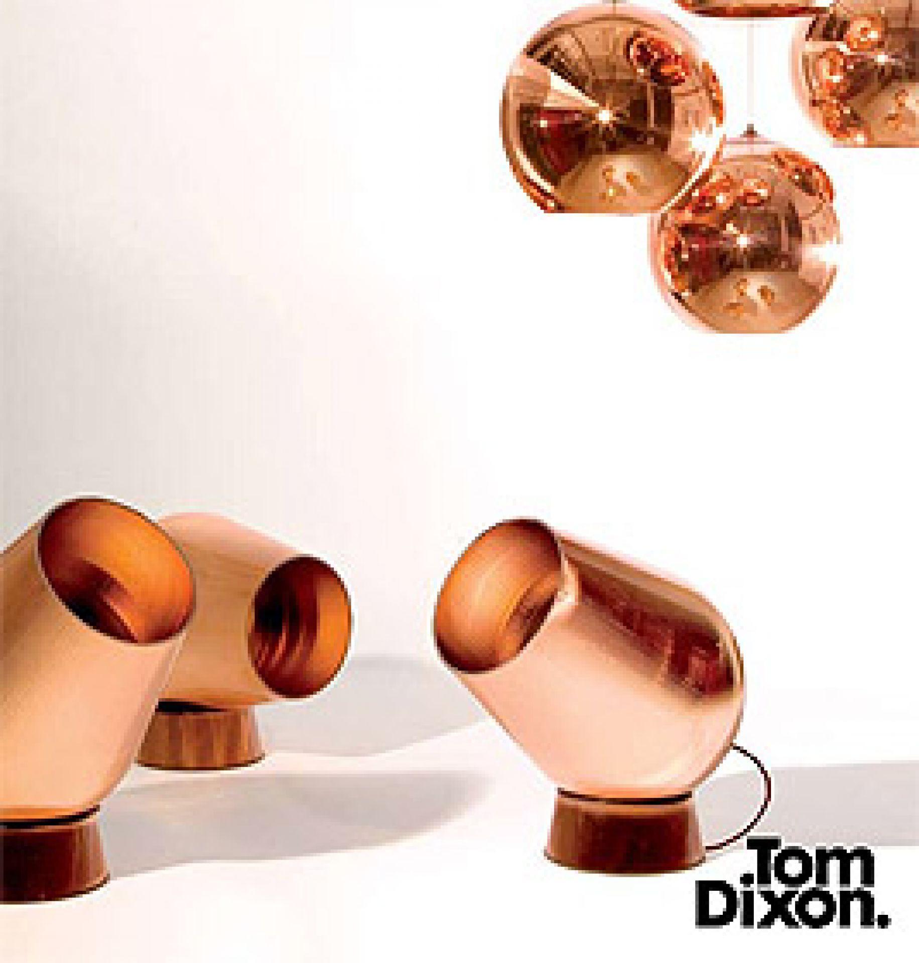 Copper Pendelleuchte Tom Dixon