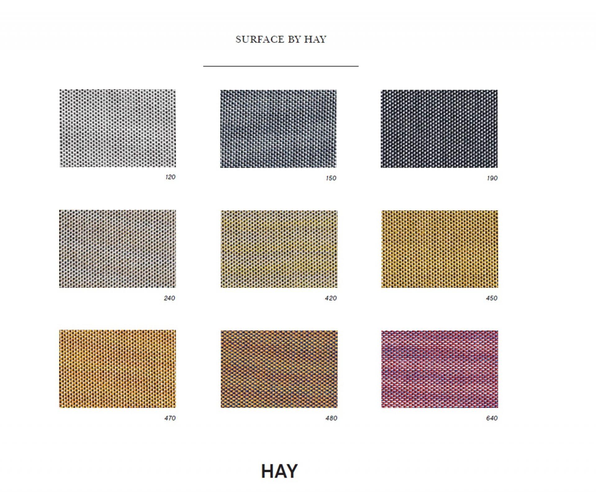 Stoffmusterkarte Surface Hay