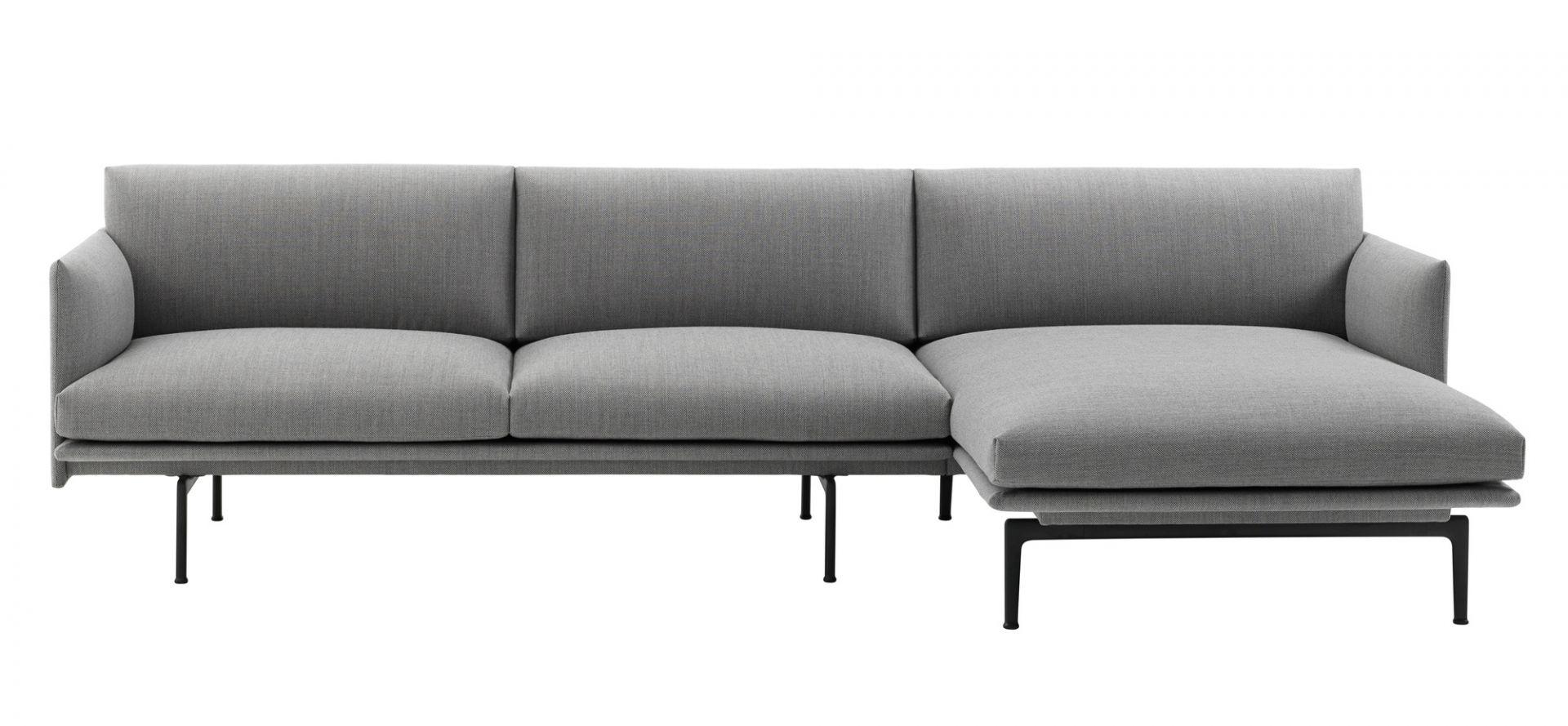 Outline Sofa Chaise Longue Muuto