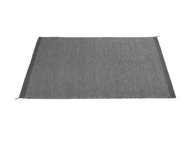 Ply Rug Teppich 170 x 240 cm Muuto-Dunkelgrau