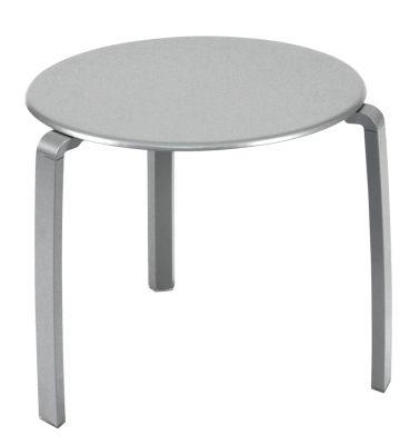 Alizé Outdoor Niedriger Tisch metallgrau Fermob EINZELSTÜCK
