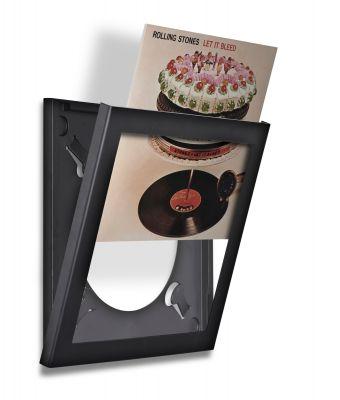 Art Vinyl Schallplattenrahmen schwarz Klein & More