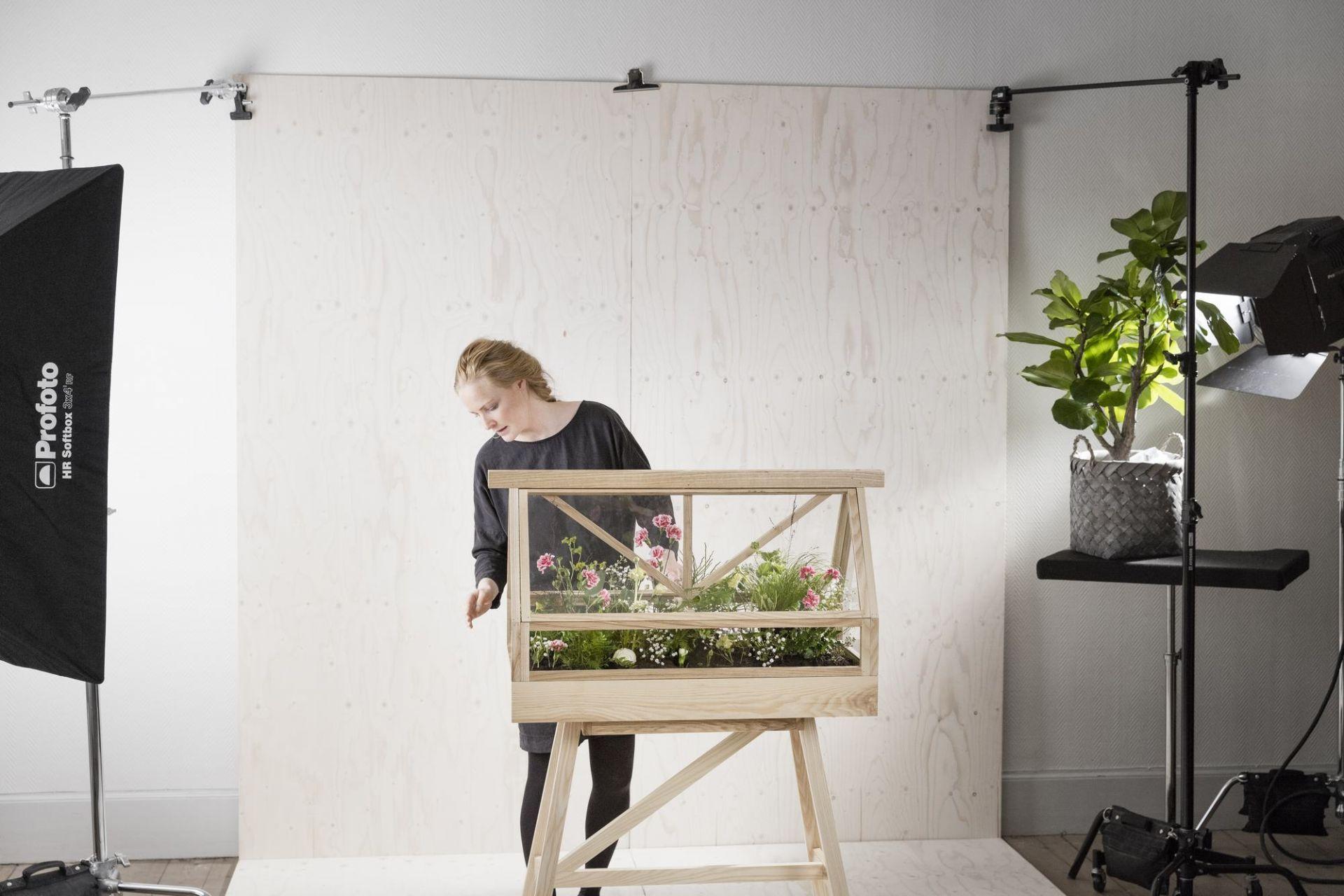 Greenhouse Gewächshaus Design House Stockholm