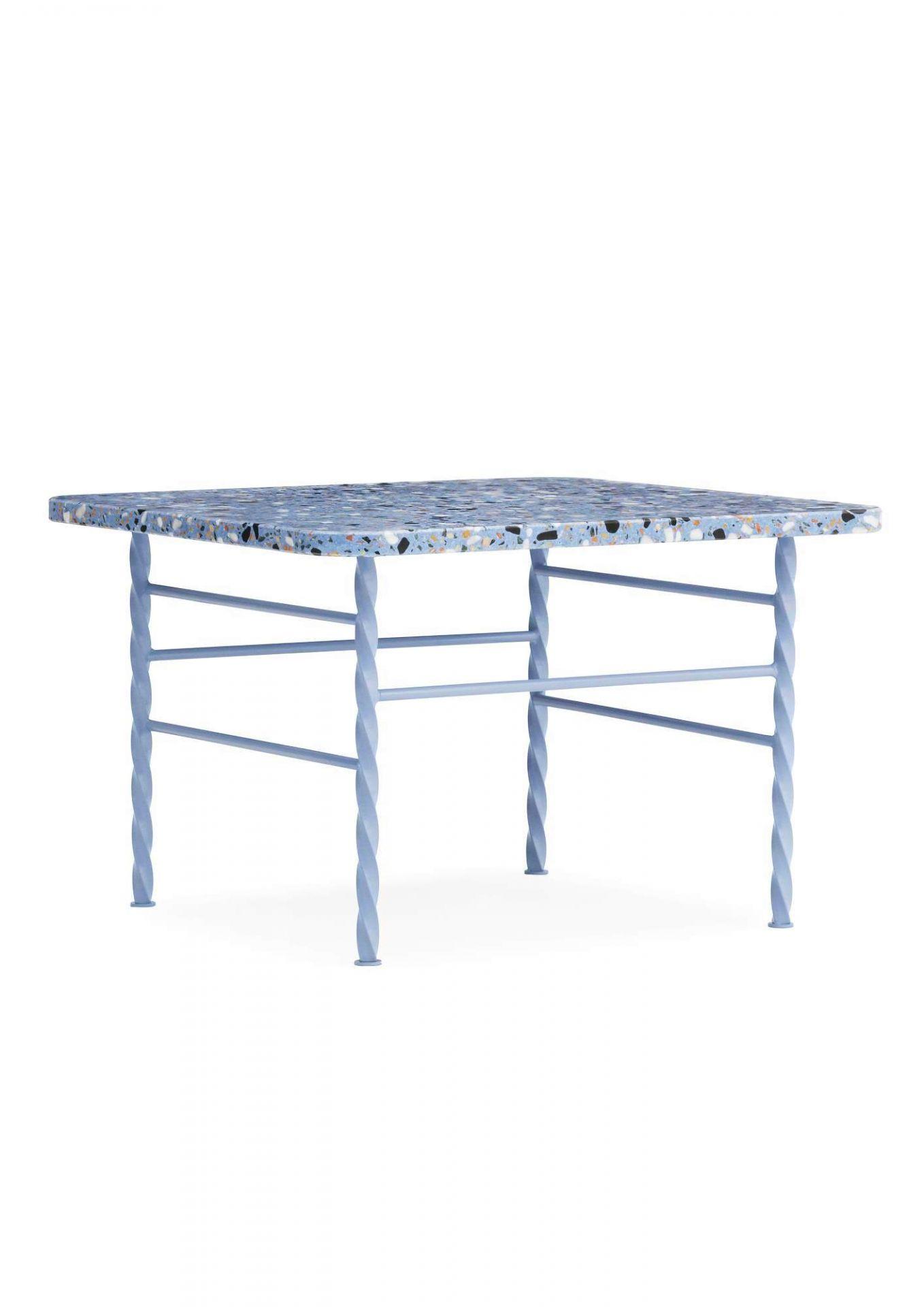 Terra Tisch groß Normann Copenhagen-grau