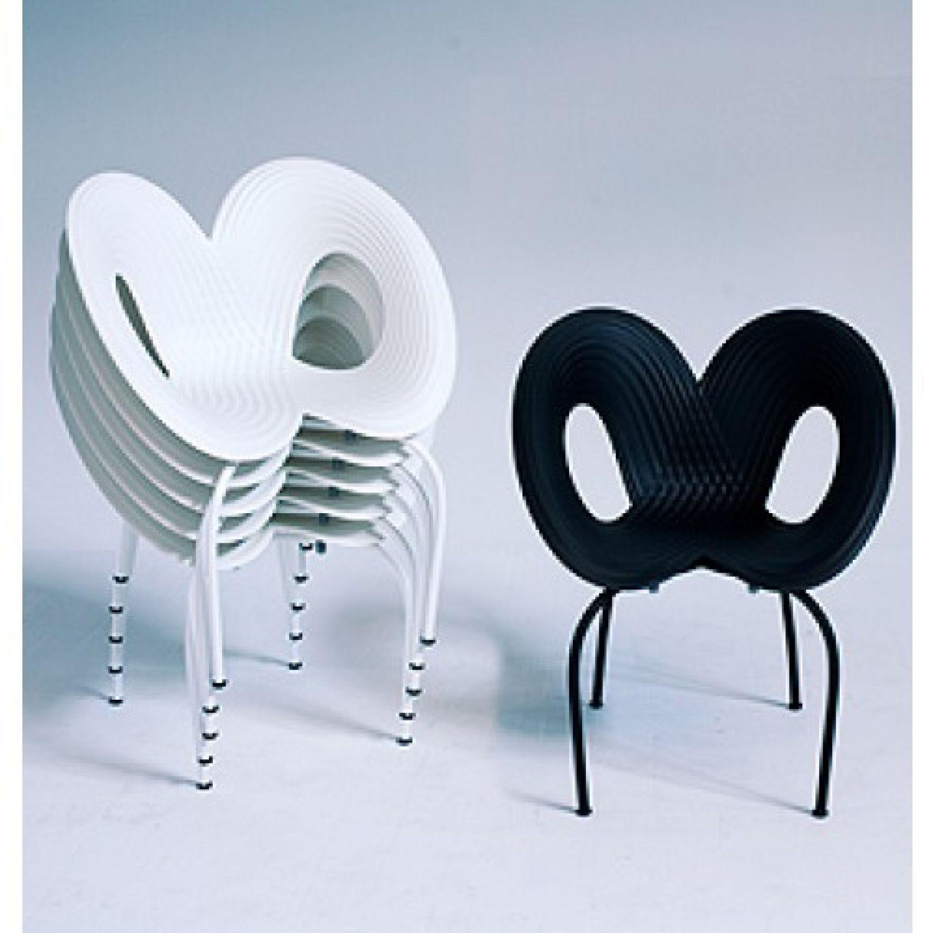 Ripple Chair 2-er Stuhlset Moroso