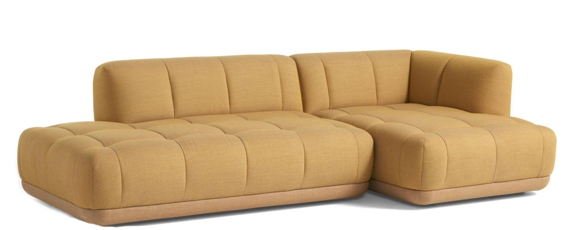 Quilton Duo Combination 21 Sofa Hay