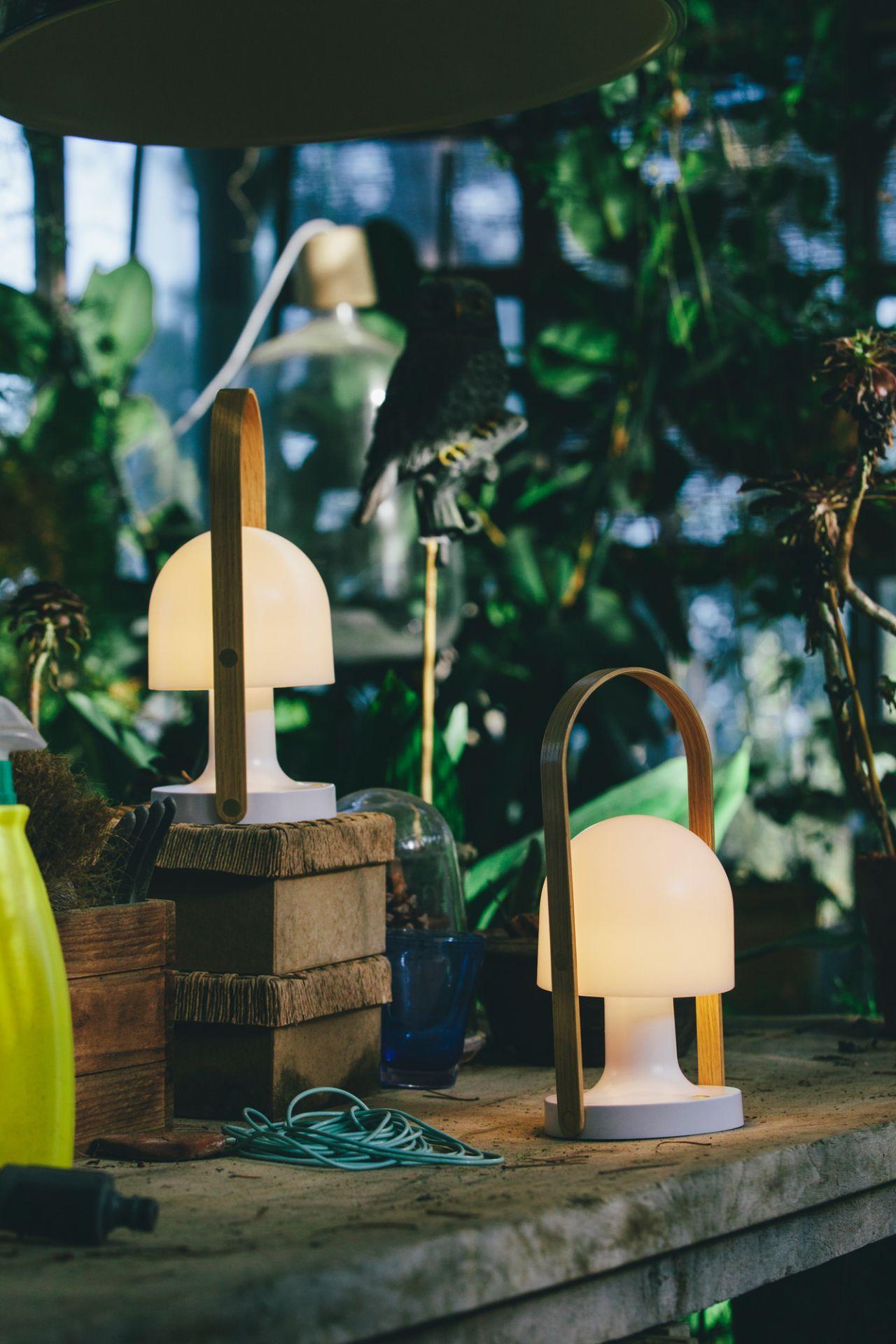 FollowMe LED Akkuleuchte / Tischleuchte marset