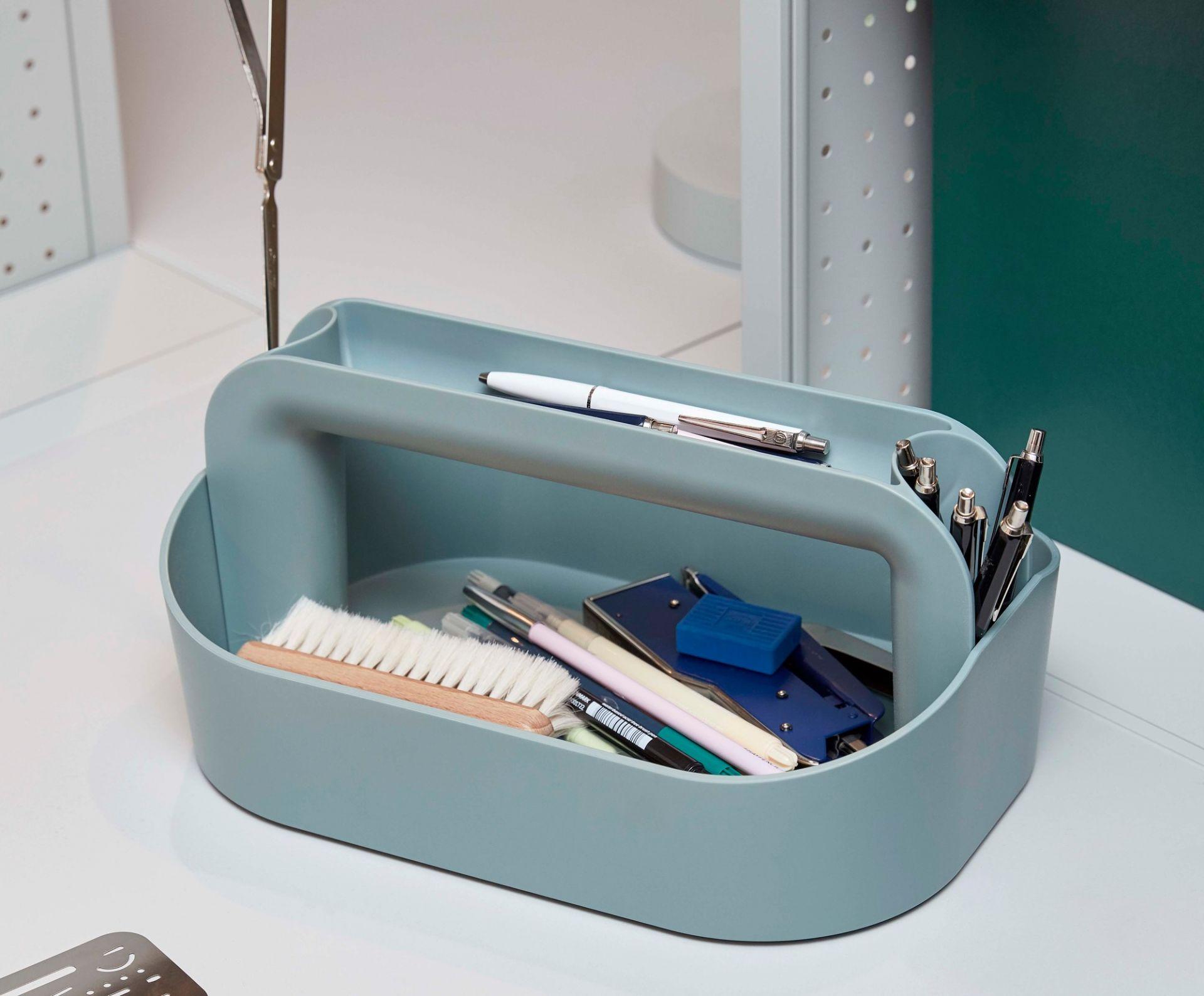 Tool Box Aufbewahrungsbox Staub grün Hay   Staubgrün   HAY 20