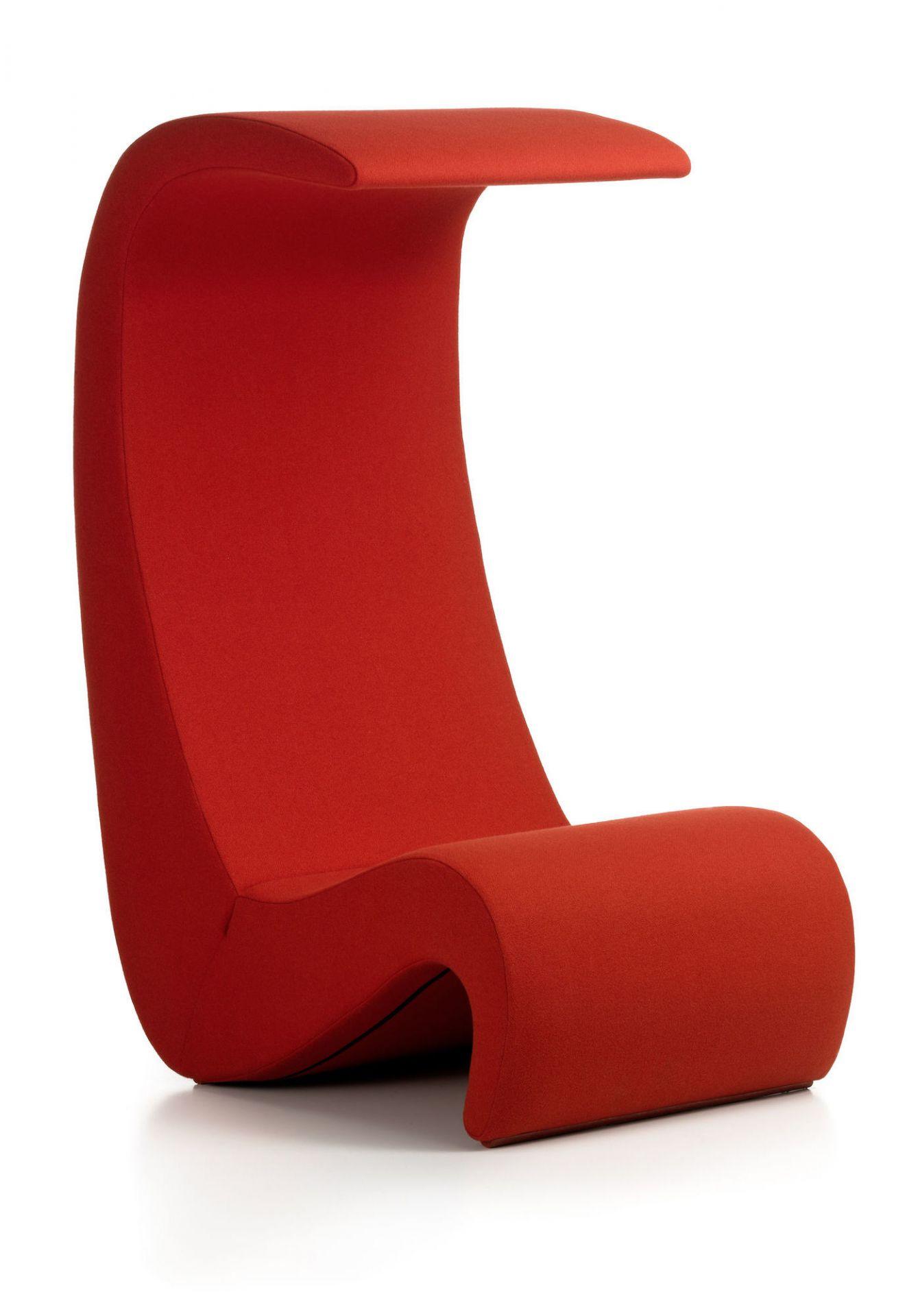 Amoebe Highback Sessel Vitra