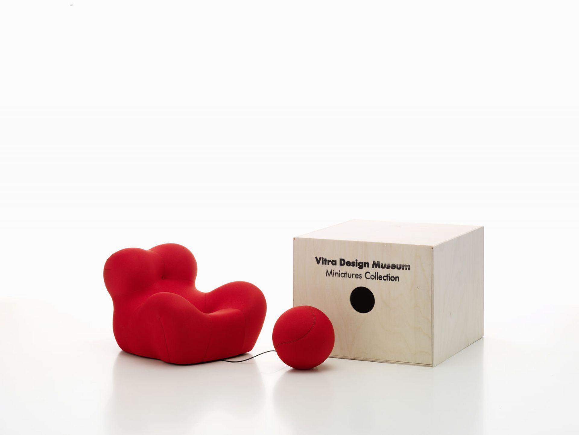La Mamma [1969] Miniatur Sessel Vitra