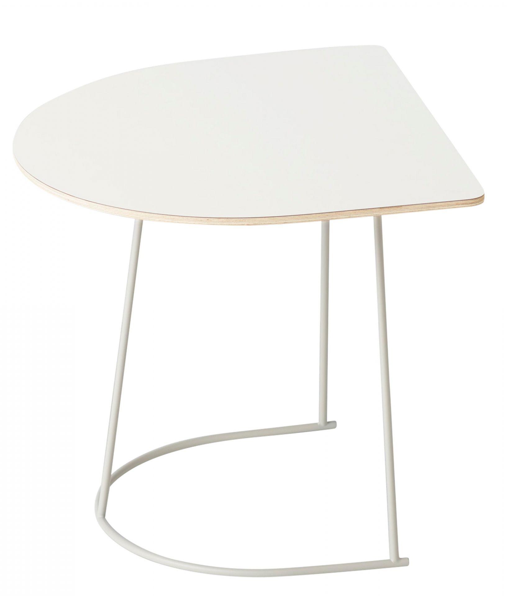 Airy Coffee Table Half Size Beistelltisch Muuto
