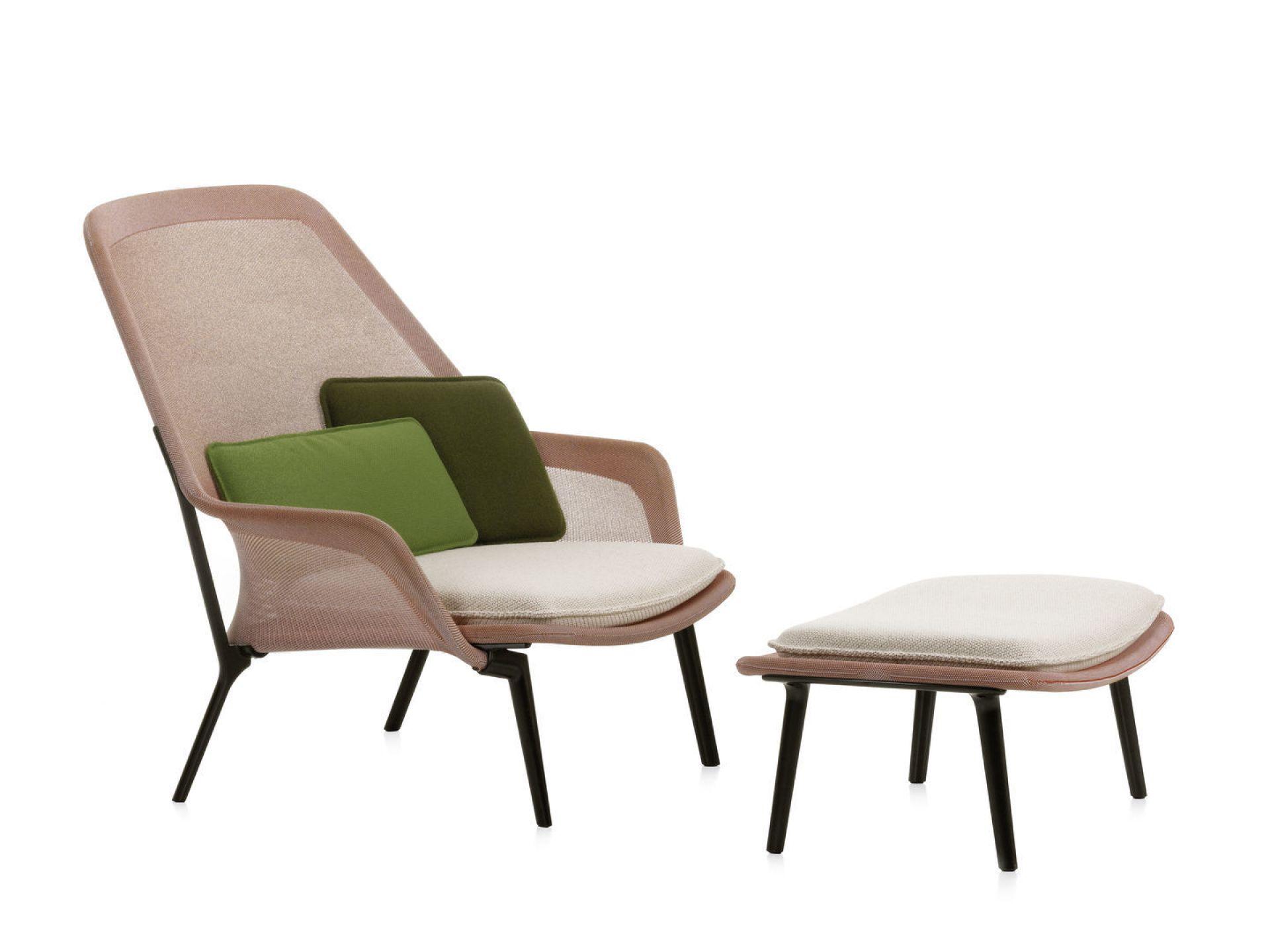 Slow Chair & Ottoman Sessel Vitra