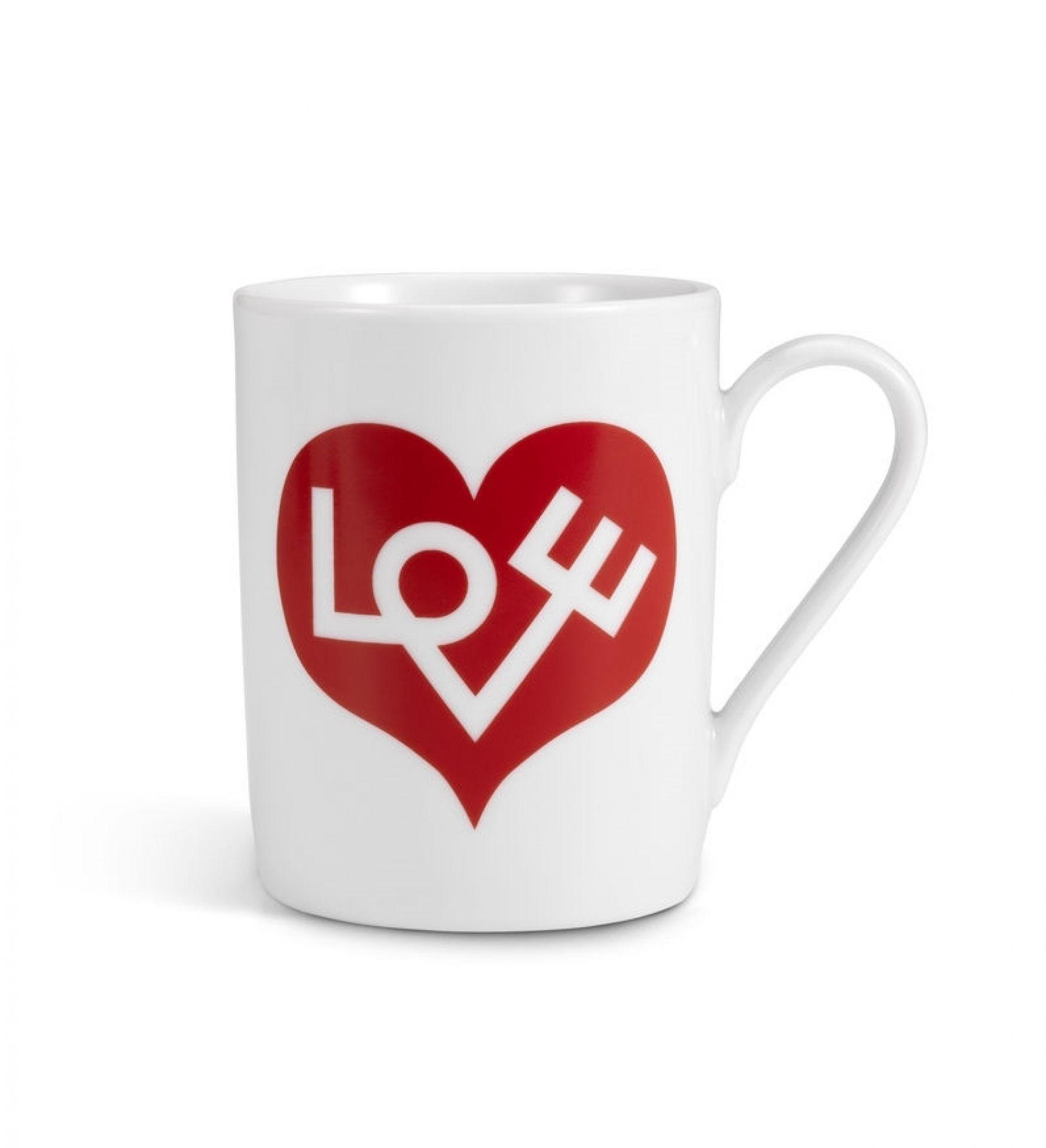 Coffee Mugs Love Heart Tasse Vitra