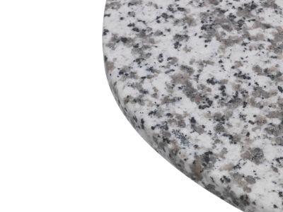 Era Table Beistelltisch Normann Copenhagen-grau-Aluminium schwarz
