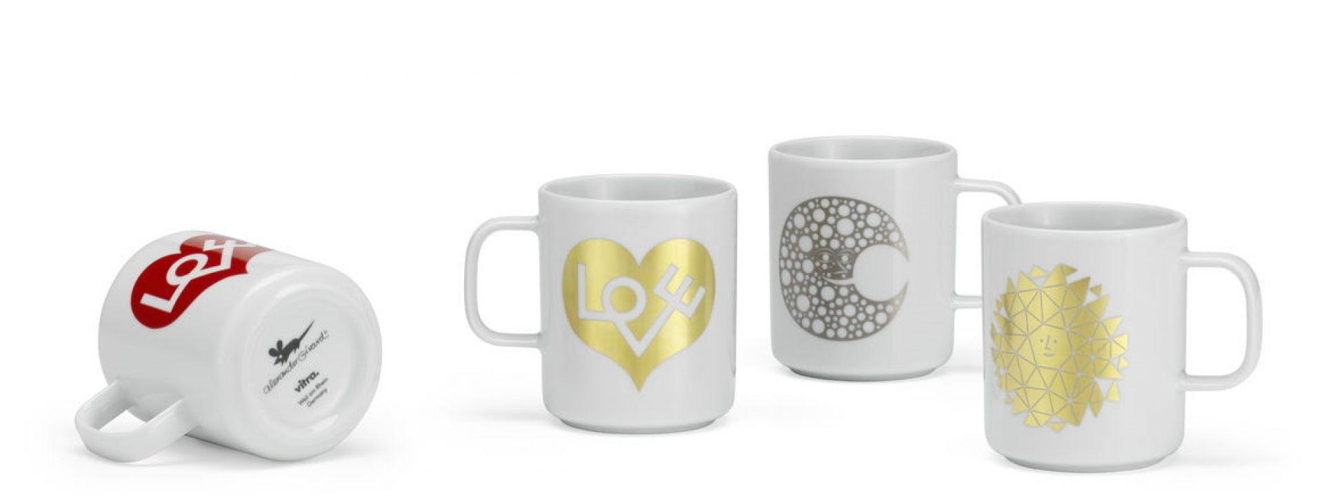 Coffee Mugs NEW Moon Tasse Vitra