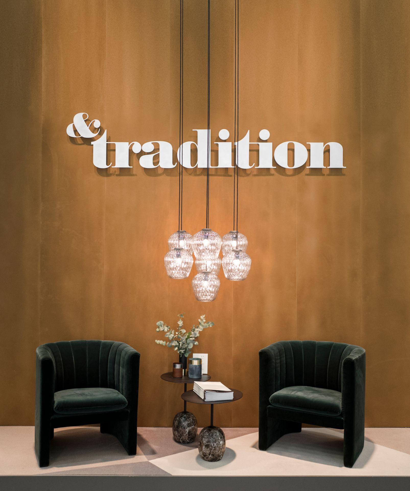 Lato LN8 & LN9 Beistelltisch &Tradition