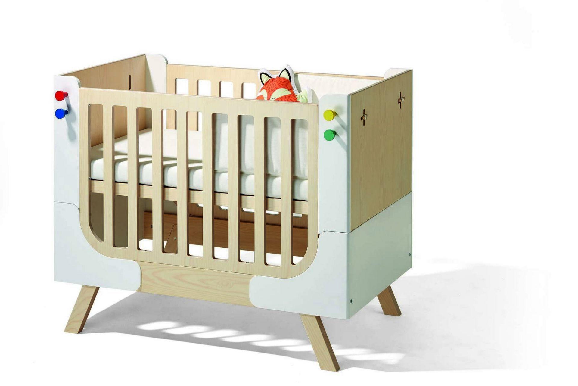 Famille Garage Babybett / Kinderbett Richard Lampert
