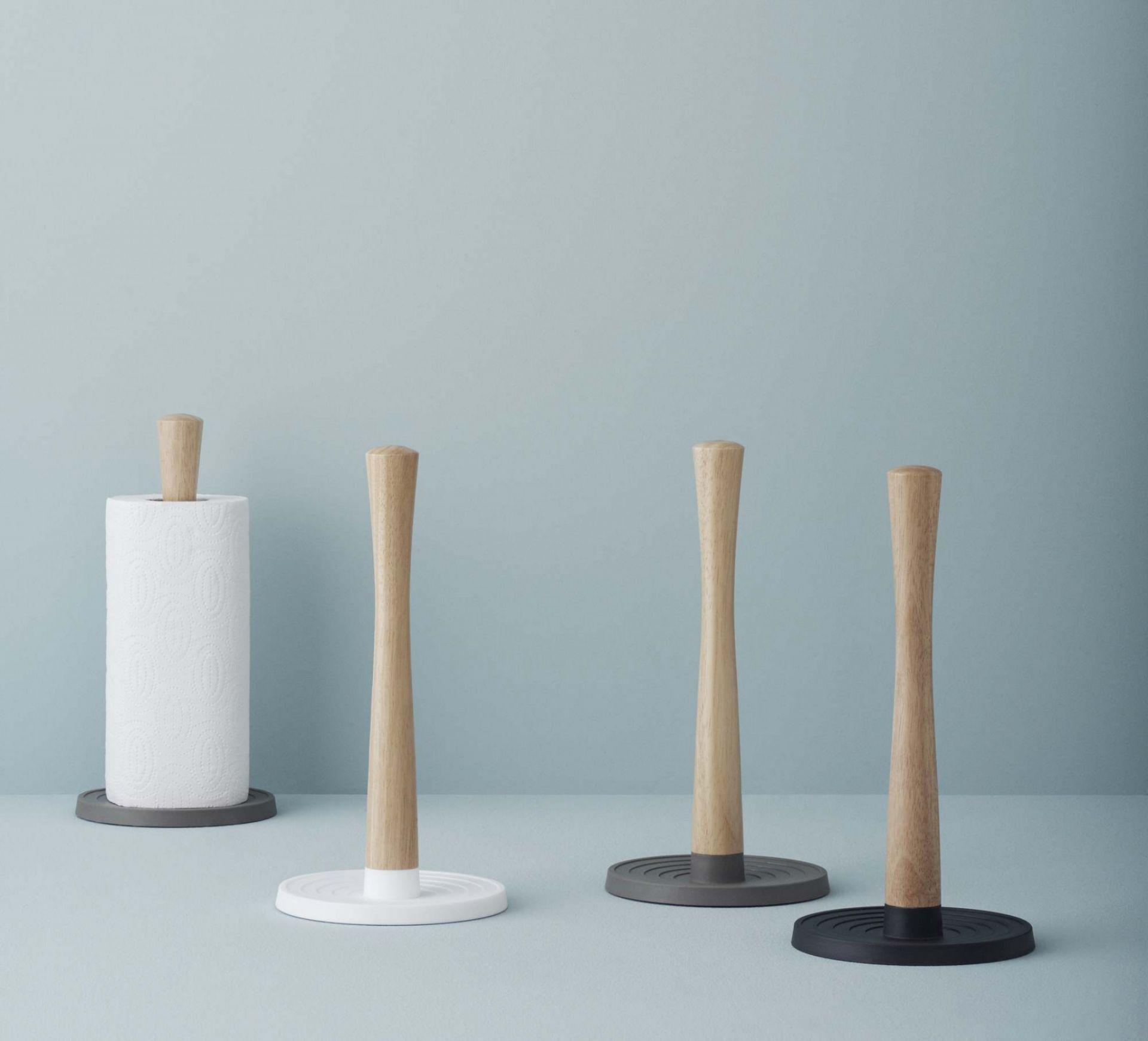 Roll-It Küchenrollenhalter Stelton weiß